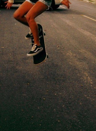 """""""Skateboarding? What else don't I know about you?"""" He whispered in my ear. """"There is a lot that you don't know about me...."""": Skateboarding Life, Skateboard Girls, Skate Girl, Skatergirl Skateboarding, Skateboard Skatergirl"""