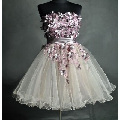 Butterfly Dress - Love the top...: Fashion, Style, Clothes, Wedding, Prom Dresses, Butterfly Dress