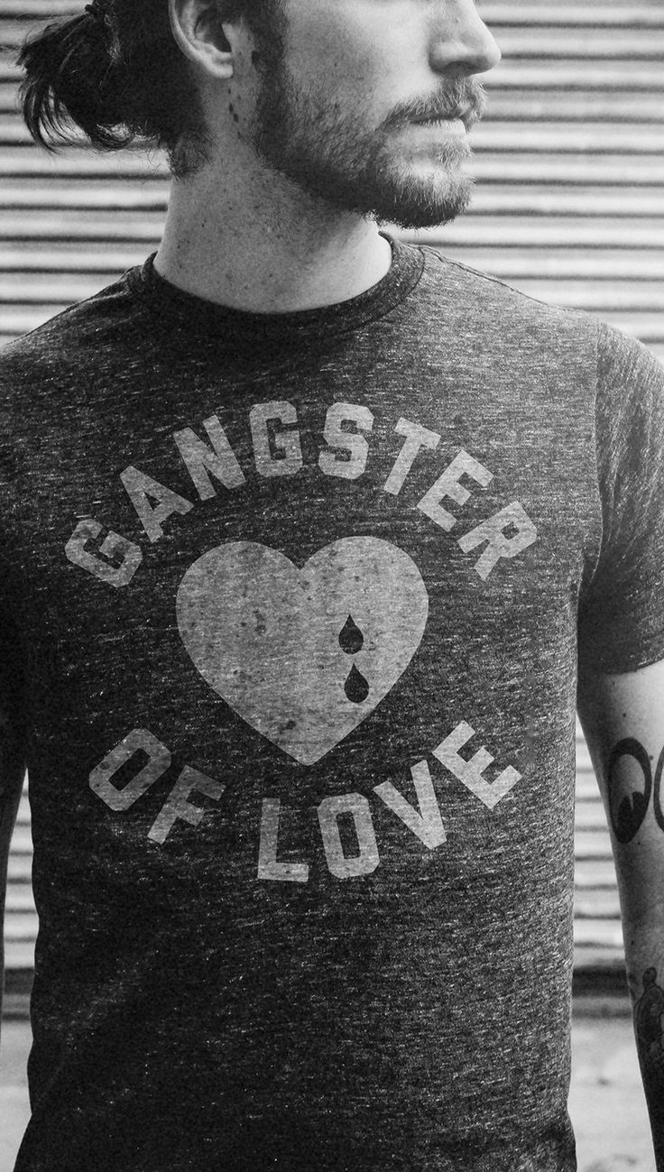Some people call me a space cowboy...: Tees, Good Man, T Shirt, Gangster Of Love, Gangster Clothing, Hair