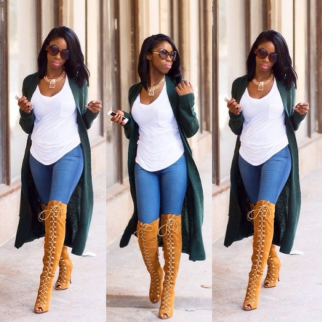 thefashionwhore @thefashionwhore | Websta (Webstagram): Outfits, Fashionista, Clothes, Street Style, Styles, Fall Fashion, Wear, Fall Winter, Boots