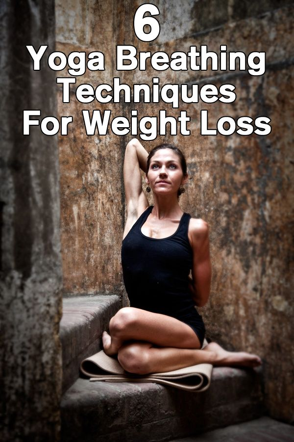 6 Yoga Breathing Techniques For Weight Loss: Fitness, Weight Loss, Weights, Lose Weight, Yoga Breathing, Yoga Sequence, Breathing Techniques, Weightloss