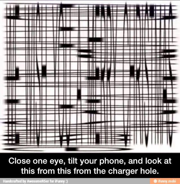 Woah!!!: Message, Charger Hole, Mind Blown, Tilt, Happy New Year, Merry Christmas, Eyes, Phones, Close