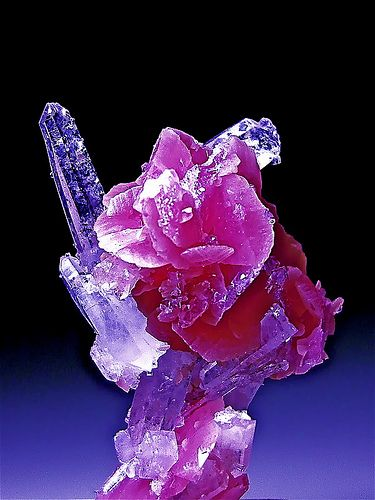 rhodochrosite and quartz buy gemstones