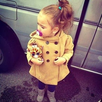 Cute baby girl in winter outfit: Babies, Girls, Babygirl, Style, Future, Kids Fashion, Baby Girl, Children, Baby Stuff