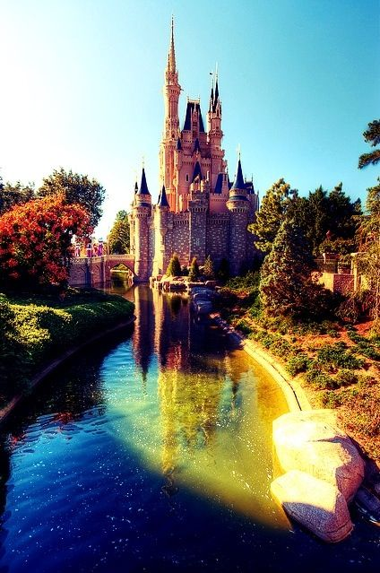 Disney | Tumblr  Castle: Famous Castles, Fav, Cinderella Castle, Disney Castles, Disney Clothes Castles, Dreaming Disney, Kid