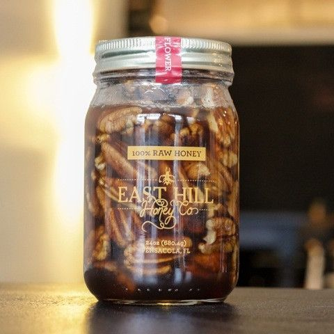 Honey Pecans: Honey Pecans, At, Raw Honey, Tasty Treats, Products, Candied Pecans