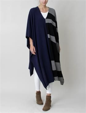 Love this cashmere poncho! #DearTipster Helen: Elise Cashmere, Fashion Classic, Clothing Style, Creatures, Elise Poncho, Ponchos