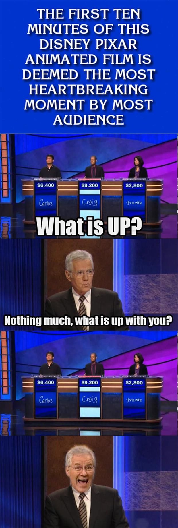 Funny Pictures Of The Day - 93 Pics: Face, Giggle, Funny Stuff, Jeopardy Humor, Funnies, Alex O'Loughlin, Alex Trebek