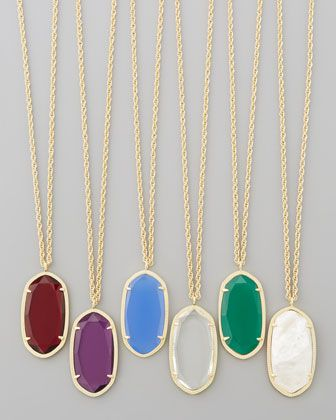 Kendra Scott Danielle Birthstone Necklace - Neiman Marcus Christmas Book  #christmasgifts #neimanmarcus: Anytime Gifts, Kendra Scott, Christmasgifts Neimanmarcus, Gift Ideas, Necklaces Http Rstyle Me Y6S6, Book Christmasgifts, Christmas List, Birthstone N