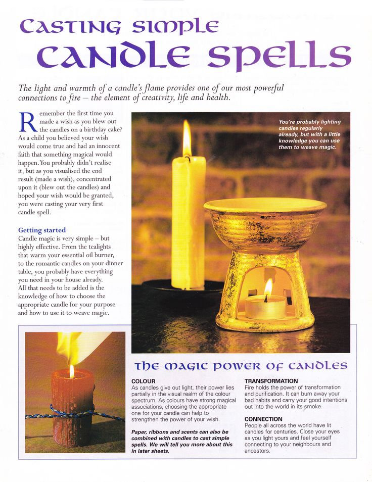 Candles:  Casting Simple #Candle Spells.: Witch Spells, Magical Things, Magick Witchy, Candles N Color, M Candles, Candle Spells, Forest, Casting Simple, Candle Magick