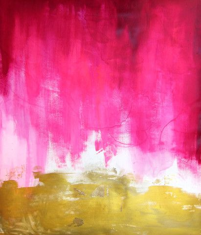 Pink and Gold Abstract: Custom Abstract, Gold Abstract, Painting Inspiration, Abstract Art, Abstract Canvas, Abstract Paintings, Pink And Gold