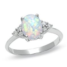 Opal: October birthstone.