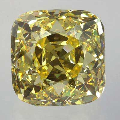 The Allnatt Diamond : $ 3 Millions This diamond is named after Major Alfred Ernest Allnatt. He was one of the holders of the diamond. The Allnatt diamond has size of 101.29 carat (20.258 g) with a cushion cut. The diamond color is rated as fancy vivid Yel