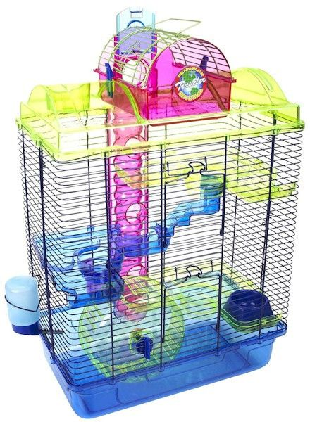 Large Here and There Hamster Cage: Large Hamster Cage, Hamsters, Animal Pet, Lola Pets, Small Animals, Dwarf Hamster Cage, Hamster Cages