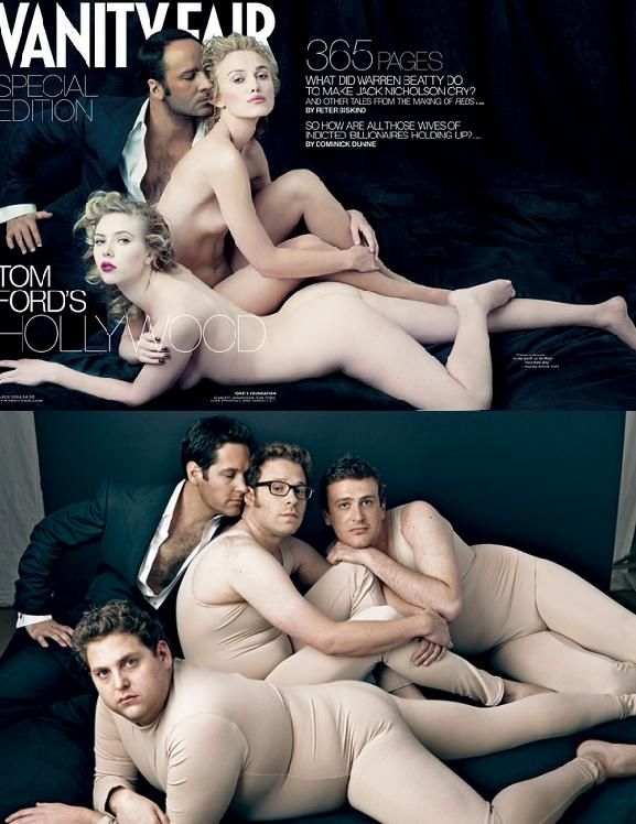 I love these guys lol: Giggle, Nailed It, Vanity Fair, Paul Rudd, Funny Stuff, Funnies, Jason Segel, Vanityfair