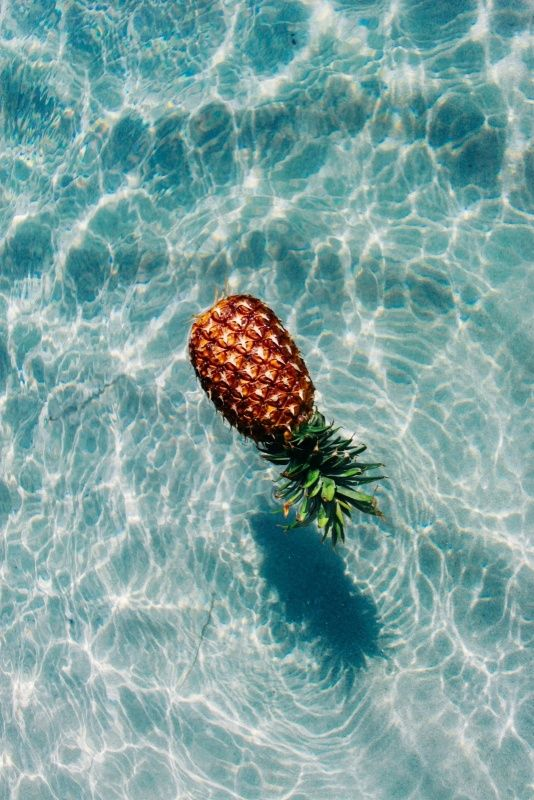 Pineapple! #tropicalescape #vacationland: Inspiration, Mother, Floating Pineapple, Summer Vibes, Things, Beach, Summertime, Photography