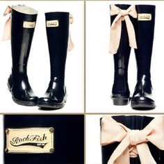 Tom Joules or RockFish? I want them both!! I love rainboots!!