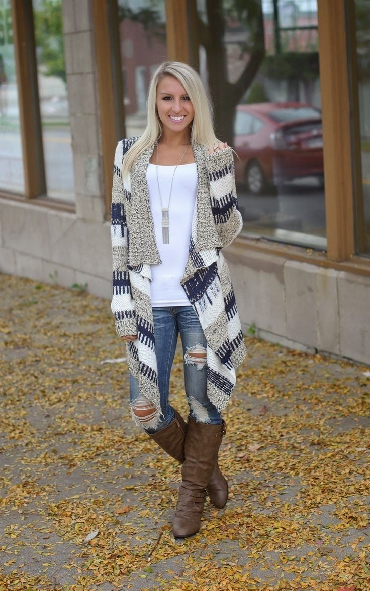 Super Cheap! T-oms outlet website, Press picture link get it immediately! not long time for cheapest: Fall Country Outfit, Fall Style, Casual Country Outfit, Winter Country Outfit, Perfect Fall Outfit, Country Winter Outfit, Long Cardigan Outfit, Long Swe