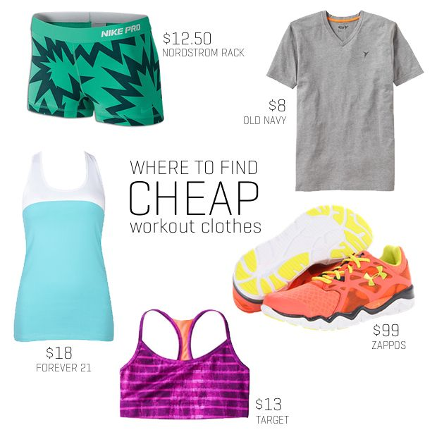 7 Places to Find Cheap Workout Clothes: Nike Free Shoes, 21 Now Repin, Volleyball Workout, Fitness Gear, Cheap Nike Pro, Nike Shoes Outlet, Nikes, Cheap Workout, Workout Clothes