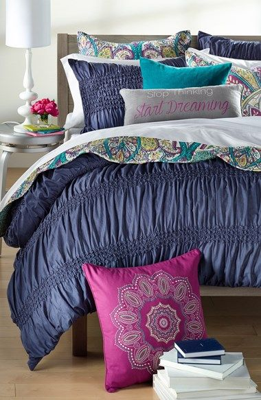 Nordstrom at Home 'Isabella' Duvet Cover | Nordstrom: Nordstrom, At Home, Levtex Venice, Isabella, Duvet Covers, Bedrooms Bedding, Homes, Bedroom Ideas