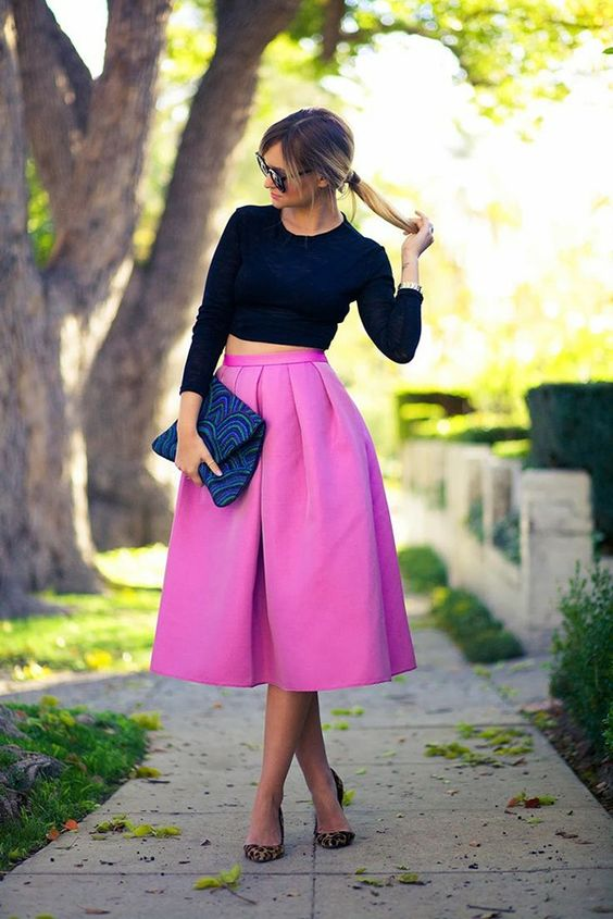 Cute look for fall wedding guest style!   http://weddingpartyapp.com/blog/2014/04/16/stylish-wedding-guest-looks-pinterest-trend/
