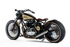 Bobber Inspiration - Bobbers, Café racers and other Custom Motorcycles