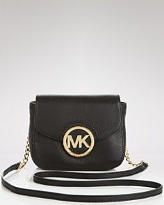 Maybe?..... MICHAEL Michael Kors Crossbody - Small Leather