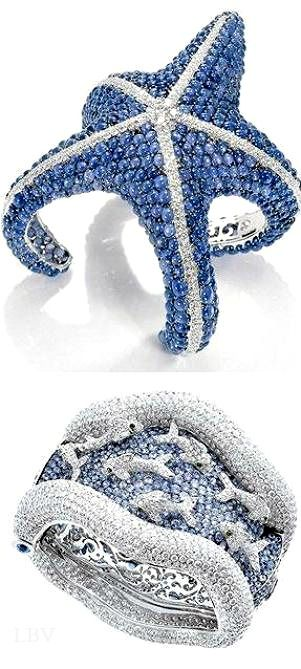 de Grisogono rings | I love the craftsmanship of these! I hate cookie cutter jewelry pieces, ugh!!!!