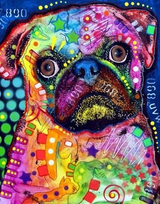dean russo art ........... [Pugsly]