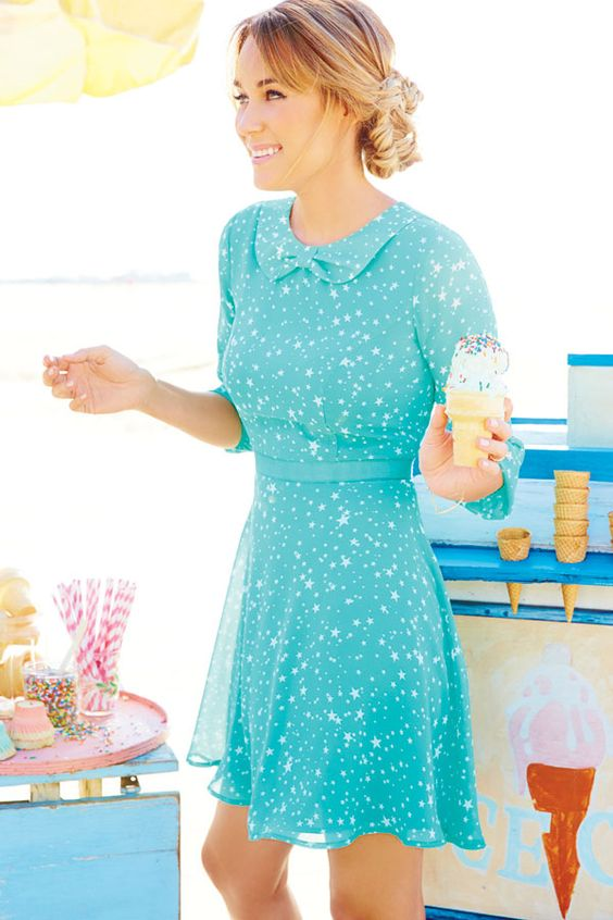 love this look from Lauren Conrad's Kohl's Collection