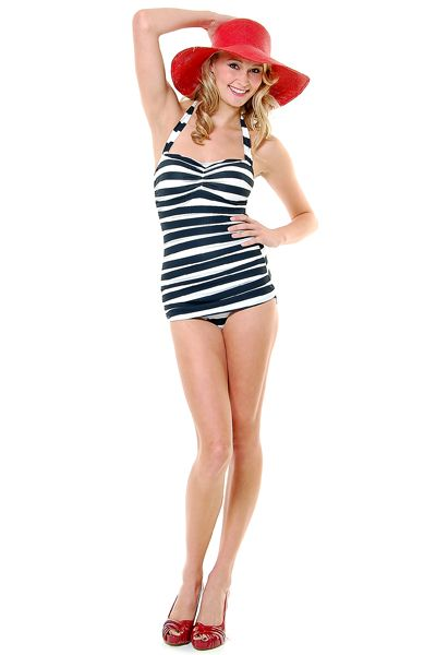 Okay so I'm not usually one for a one piece, but I love this one!