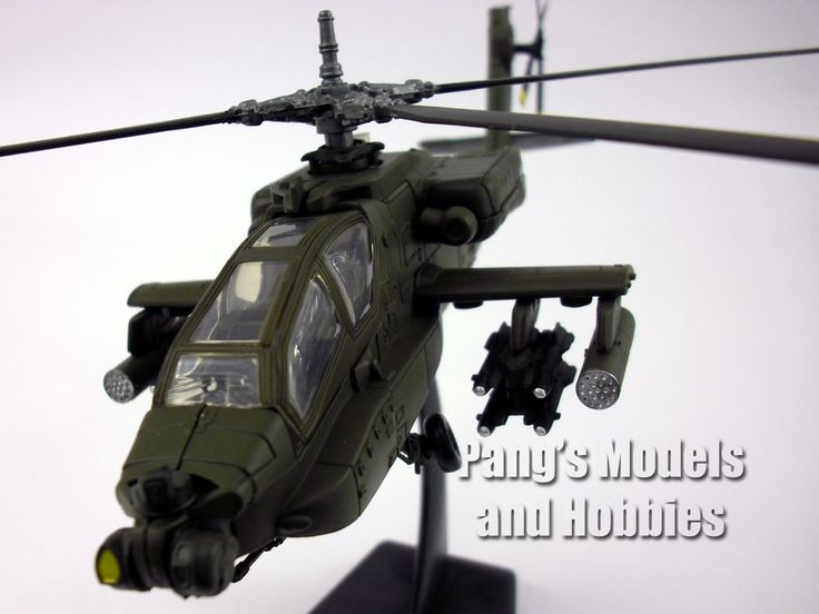 Boeing AH-64 Apache Helicopter 1/55 by NewRay: Helicopteros Vietnan, Ah 64 Apache, Boeing Ah 64, The Air, Helicopter 1 55, In The