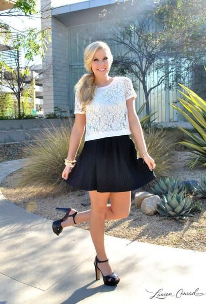Dinner Date Night Outfit #laurenconrad: Date Night, Summer Outfit, Clothes, Night Outfit, Perfect Date, Dinner Date Outfit, Dinner Dates, Dress Styles, Style Guides