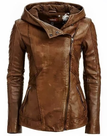 LOVE this brown leather jacket.  i am obsessed with motorcycle jackets: