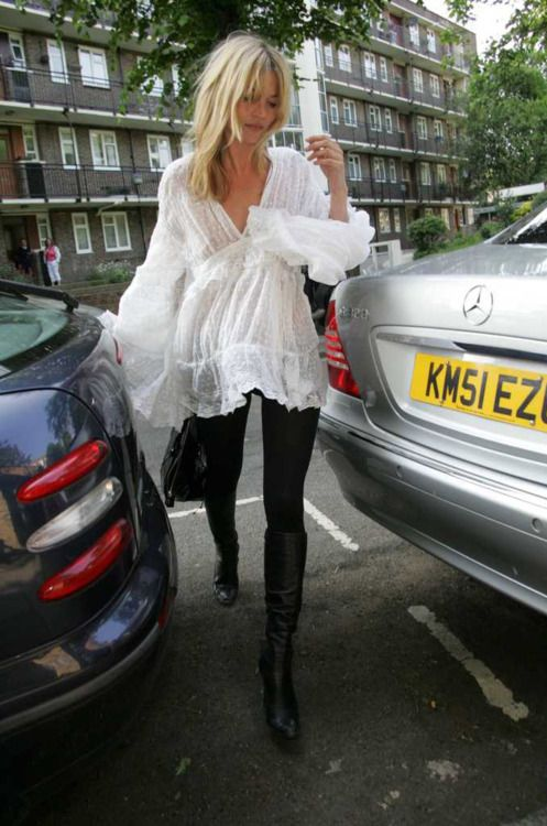 so nice: Fashion, Street Style, Outfit, Katemoss, Styles, Kate Moss, Top