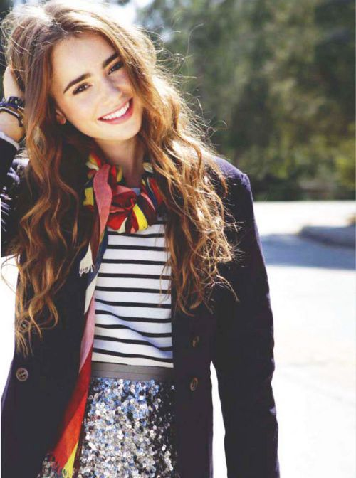 Lily Collins: Fashion, Style, Lilycollins, Lilies, Lily Collins, Lilly Collins, Hair, People