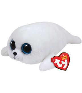 TY Beanie Boo Icy White Seal: Ty S, Ty Beanie Boos, Boo Icy, Hudsyn Christmas, Christmas List, Plush Pals, Livy S Board