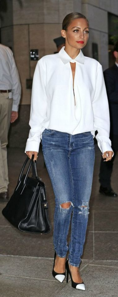 One Of My Favorite All Time Looks Star Style Celebrity Fashion Favorites Denim By Style