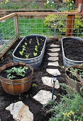 Ideas for vegetable garden: Green Thumb, Garden Outdoor, Gardening Outdoor, Raised Garden, Vegetable Garden