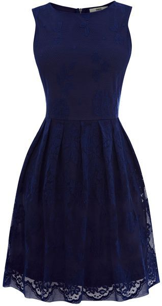 Navy dress with eyelet lace detailing;: Pin Up Girl Fashion:: Retro Fashion:: Vintage Style: Classy Dress, Navy Lace Dress, Navy Dress, Navy Blue Dress, Lace Dresses