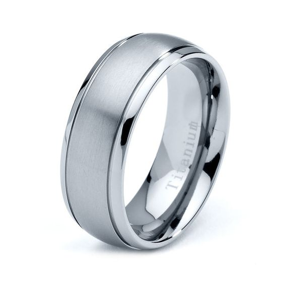 Titanium Wedding Band Men Titanium Rings Mens by GiftFlavors, $44.77. Nice and simple with engraving on the inside: Men Titanium, Mens Wedding Band, Titanium Wedding Bands, Titanium Rings, Engagement Ring, Wedding Band Men, Men'S Wedding Rings Titaniu