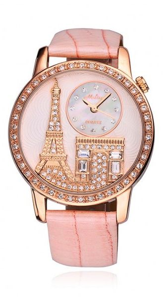 Paris watch .. Wouldn't expect to like this so much! @Kathleen S S S Brazier this looks like you!