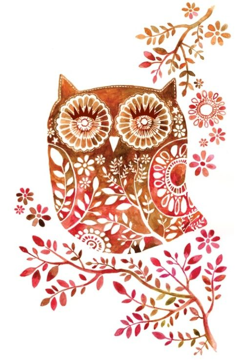 all-things-bright-and-beyootiful: Owl ~ by Oksana Borodina: Owl Art, Owl Photo, Beyootiful Owl, Autumn Owls, Owls Owls, Art Owl