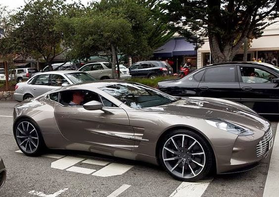 Grey Aston Martin. Luxury, amazing, fast, dream, beautiful,awesome, expensive, exclusive car #Luxury #Fast #Expensive: Luxury Cars Aston Martin, Martin One 77, Amazing Cars, Automobile, Cars, Dream Cars, Fast Expensive, Expensive Luxury Cars