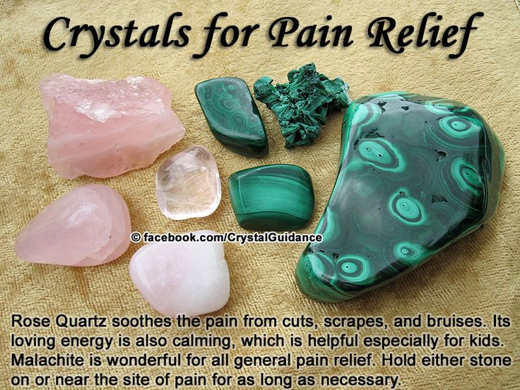 Crystal Guidance: Crystal Tips and Prescriptions - Pain Relief: Pain Relief, Rose Quartz, Crystals Gems, Healing Crystals, Crystals Stones, Healing Stones, Stones Crystals, Crystal Healing
