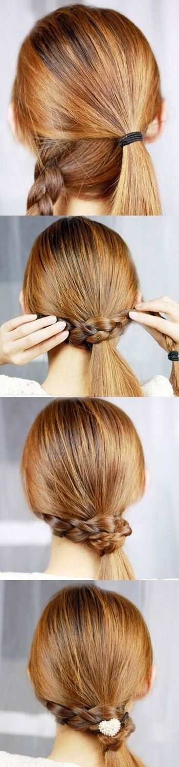 How To Get Summer's 27 Best Hairstyles: Sometimes it takes a little work to get that effortless, romantic summer look. Here are 27 styles with how-to diagrams to try for everything from that wedding you have to attend to a day at the beach. A few of t