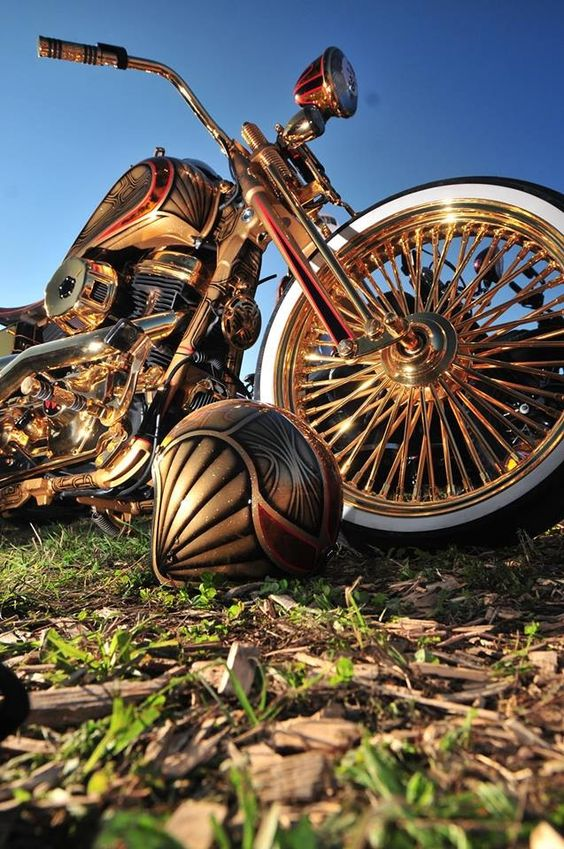 Beautiful Harley - LGMSports.com badass custom motorcycle — chopper, cycles, Harley, modified: Awesome Bikes, Custom Motorcycles, Harley Motorcycles, Harley Davidson Motorcycles