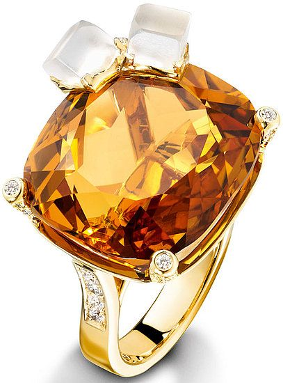 Piaget whiskey on the rocks & the only representative of Topaz that has ever caught my attention.