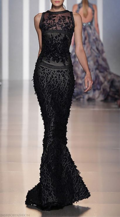 lovely 2dayslook #anna7891 #Love Dress #anna7891www.2dayslook.com: Black Lace, Red Carpet, Evening Gowns, Tony Ward, Black Dress, Haute Couture