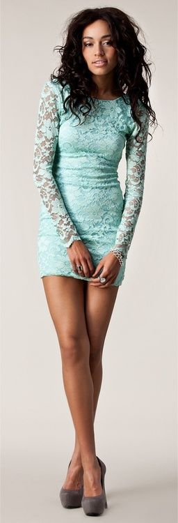 Delicacy Crochet Top in Mint Green ~ Beach Style 2014 - Style Estate -: Summer Fashion, Lace Tops, Summer Outfit, Style, Dream Closet, Mint Lace, White Short, Beach, Crochet Top
